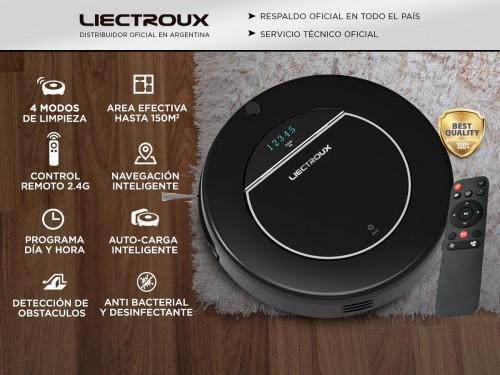 Aspiradora Robot Liectroux 1-X009A 4 Modos