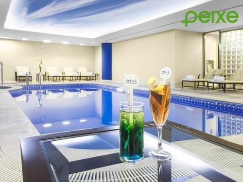Noche de Hotel + Desayuno + Cena de bienvenida + spa en Melia