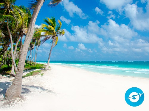 Paquete Playa del Carmen All Incusive: Vuelo + Hotel + Trasl (Caribe)