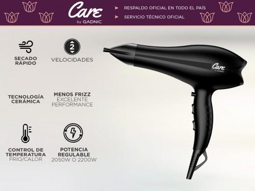 Secador de Pelo Gadnic Care S2400 PRO