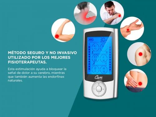Electroestimulador Muscular Recargable Gadnic 9910