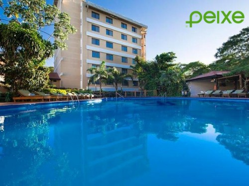 2, 3, 4 o 5 noches + desayuno + Playroom en Saint George Iguazú