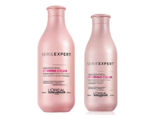 Shampoo + Acondicionador Vitamino Color Chico L'Oreal Professionnel