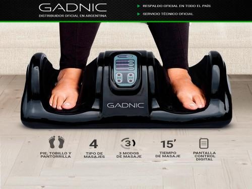 Masajeador Gadnic Healthy Feet Pies Tobillos y Pantorrillas