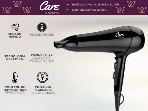 Secador de Pelo Gadnic Care S2100 PRO