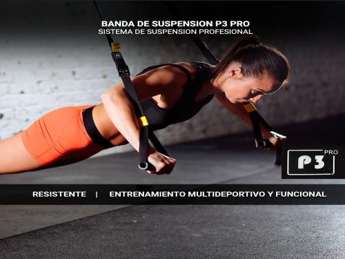 Banda de Suspension P3 PRO