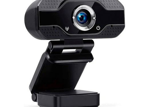 Camara Web Jetion Usb Full HD Webcam