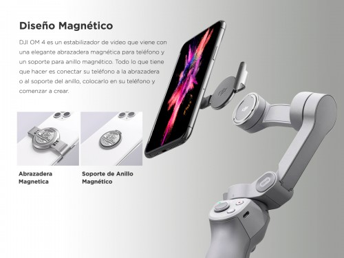 Estabilizador DJI Osmo Mobile 4