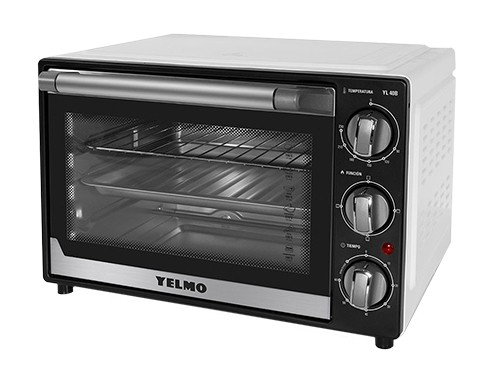 HORNO GRILL 40LTS YELMO YL-40B