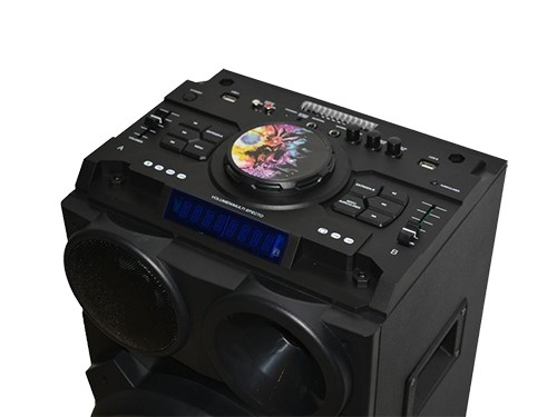 PARLANTE MOONKI MD-DJ210LT