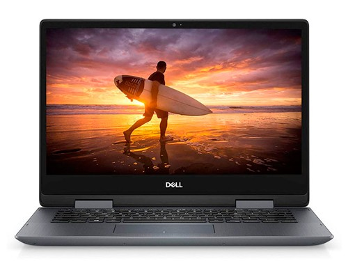 "NOTEBOOK 2EN1 14"" INTEL CORE I3 4GB+128GB WIN.10 DELL"