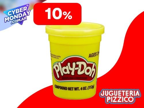 Masa Play Doh Pote Individual Colores Surtidos B8141 (5154)