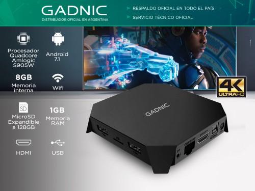 TV Box Android Gadnic TX-1500 Premium 1GB 8GB