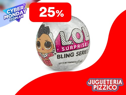 Lol Surprise Serie Bling 7 Sorpresas (2989)