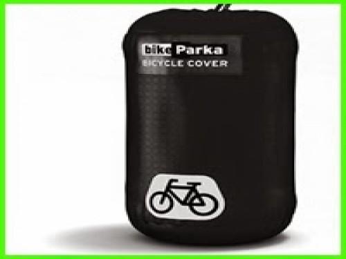 Funda Cubre Bicicleta Total Proteccion UV, Polvo, Agua Y Sol. C/Bolso