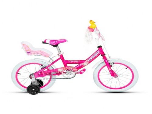 Bicicleta Topmega Princess R16 - Rosado