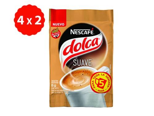 4x2 CAFÉ DOLCA NESCAFÉ
