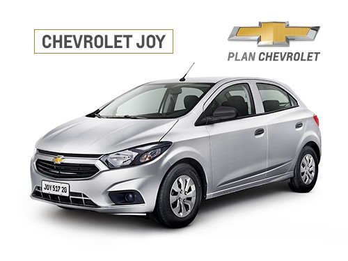 Plan Chevrolet Joy - Cuota 1