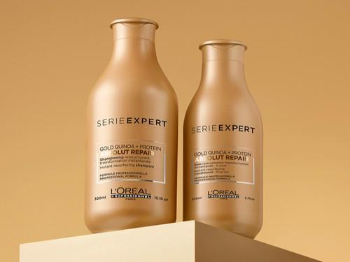 Kit L'Oréal Absolut Repair: Shampoo + Acondicionador