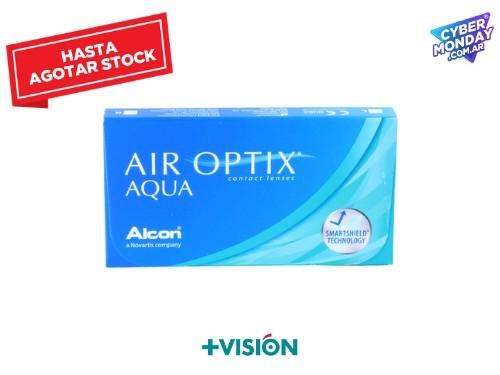 Lentes de contacto Air Optix aqua (discontinuos)