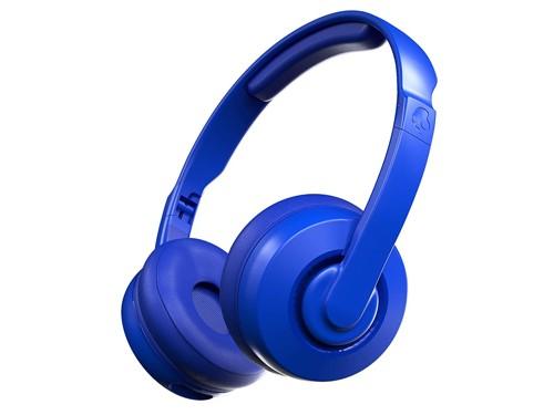 ZONA ZERO SKULLCANDY CASSETTE WIRELESS ON EAR COBALT BLUE