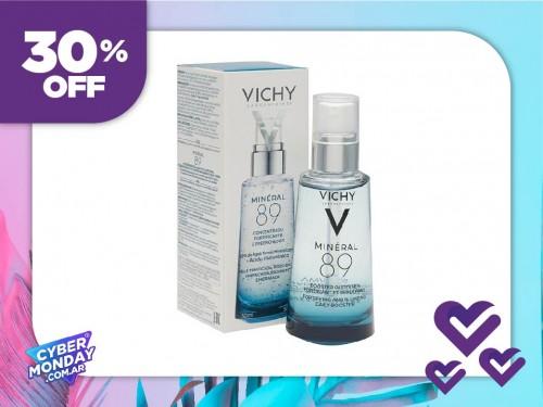 Hidratante Mineral 89 Facial x50 Ml Vichy