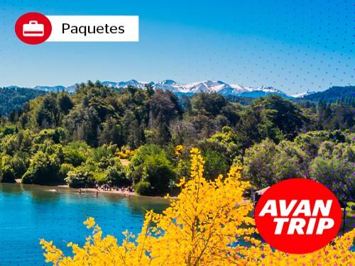 Paquete Bariloche Verano 3 noches con Aéreos y Hotel