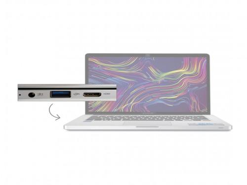 "Notebook Celeron 14"" 4gb RAM 64gb SSD Win 10 + 1tb HDD Externo eNova"
