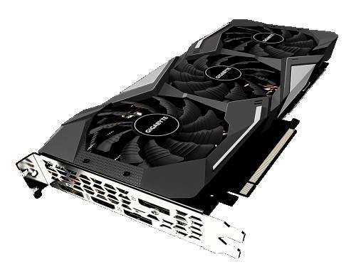Placa de video GeForce RTX2060 6Gb Gaming OC Gigabyte