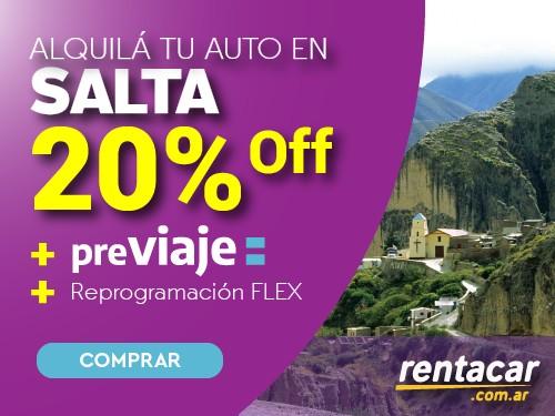 Alquiler de Autos en Salta