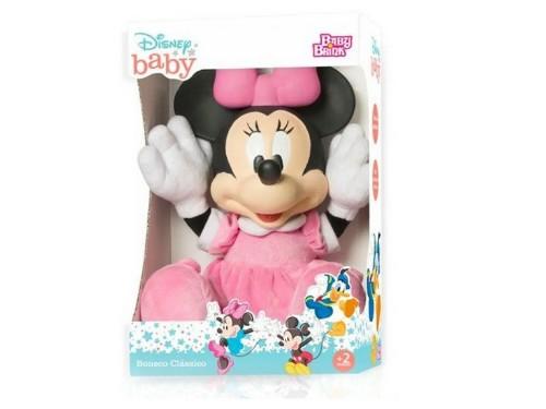 Muñeco Peluche Minnie Gigante Disney Bebes 50cm Juego
