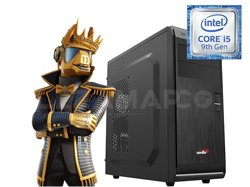 PC GAMER INTEL CORE I5 9400 8GB DDR4 240GB SSD WIFI