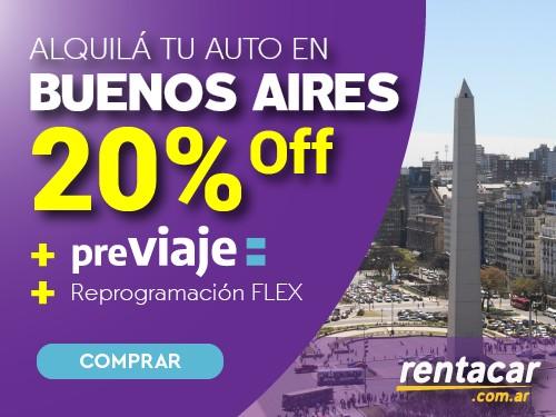 Alquiler de Autos en Buenos Aires