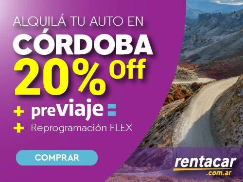 Alquiler de Autos en Córdoba