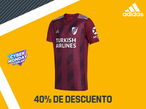 Camiseta de Visitante River Plate