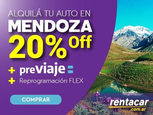 Alquiler de Autos en Mendoza