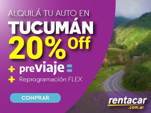 Alquiler de Autos en Tucumán