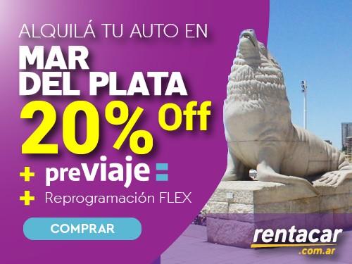Alquiler de Autos en Mar del Plata