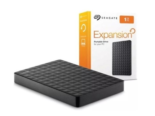 "Disco Externo Seagate ""HDD EXTERNO EXPANSION"""