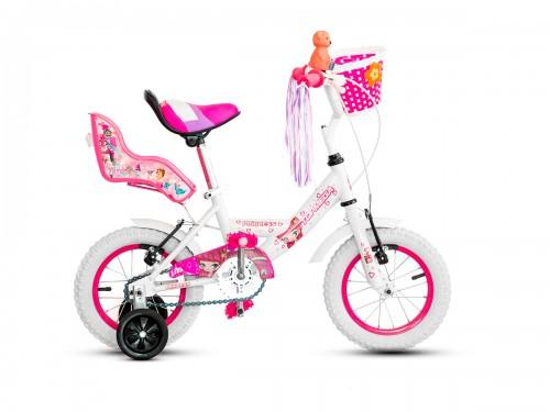 Bicicleta Topmega Princess R12 - Blanco