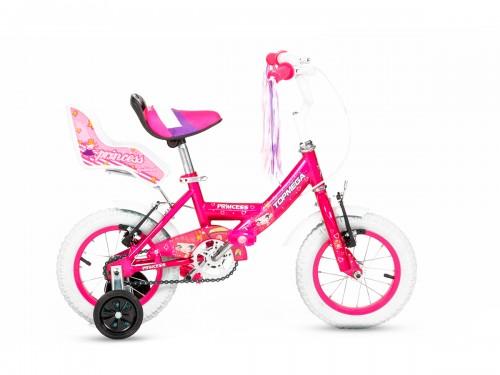 Bicicleta Topmega Princess R12 - Rosado