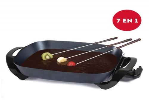 Liliana Ak200 Cocina Eléctrica Kitchinet Max 7en1 C/parrilla