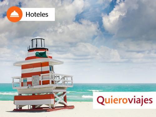 Hoteles en Miami con Desayuno 3* Cupón de ARS 15.000 -  QV-HOTELES