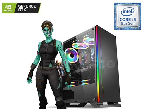PC GAMER INTEL I5 9400F 8GB DDR4 SSD 240GB +VIDEO GTX 1650 WIFI