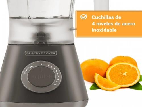 Licuadora Black + Decker Blx10f 500w 1.5 Lts Filtro Pulpa