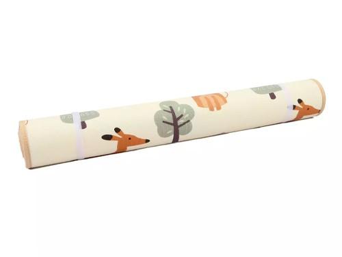 Alfombra Antigolpes Reversible Jungla 120x180 Carestino