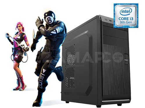 PC INTEL CORE I3 9100 9NA 8GB DDR4 SSD 240GB WIFI