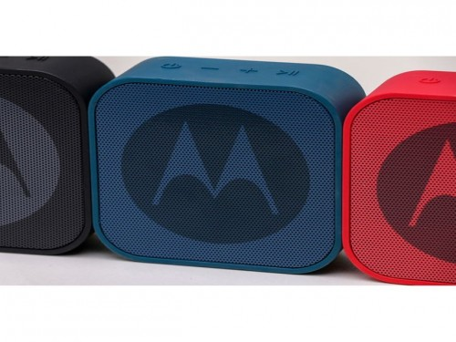 Parlante Bluetooth Motorola Sonic Boost 220 Ipx5 Original