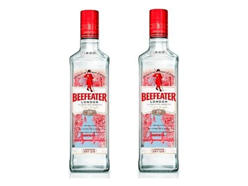 Pack 2 botellas de Gin Beefeater 700ml - Envío gratis