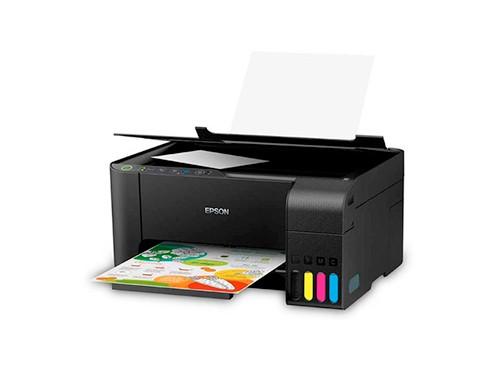 Impresora A Color Multifunción Epson Ecotank L3150 Wifi